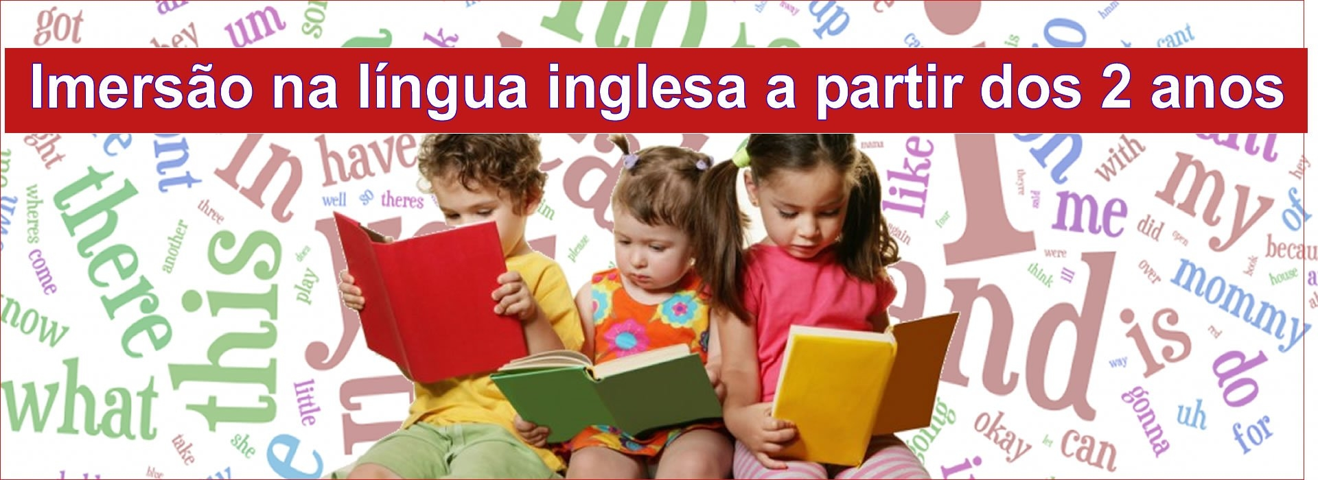 IMERSÃO NA LÍNGUA INGLESA - SEUC